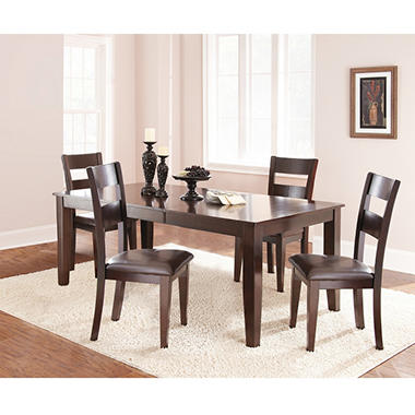 Weston  5 Piece Set by Lauren Wells - Espresso