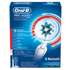 Oral-B SmartSeries Pro 5000 Rechargeable Toothbrush