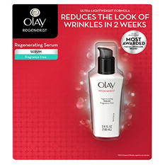 Olay Regenerist Serum, Fragrance Free (3.4 oz.)