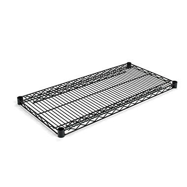 Alera - Extra Shelves for Wire Shelving Units, 36 x 18