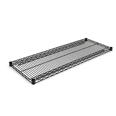 Alera - Extra Shelves for Wire Shelving Units, 48 x 18