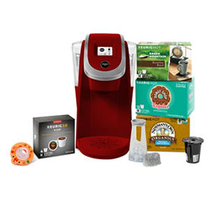 Keurig K200C Coffee Brewing System (Assorted Colors)