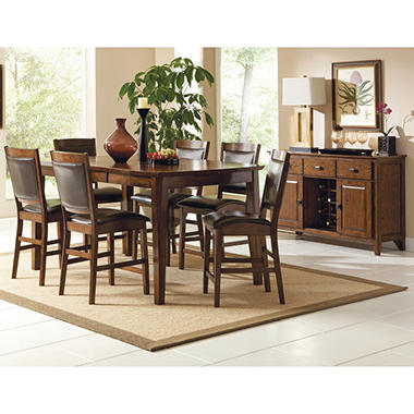 Vantage Counter Height Dining Set - 8 pc.