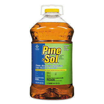 Pine-Sol Original Brand Cleaner - 144 oz - 3 pk.
