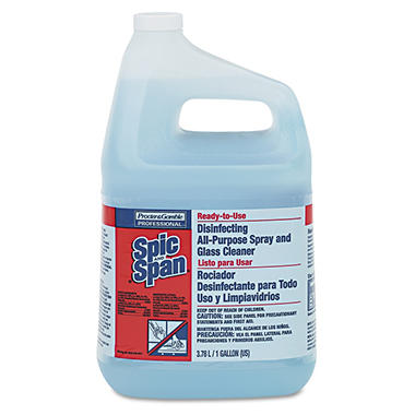 Spic and Span All Purpose Cleaner, 1 gal. - 3 pk.