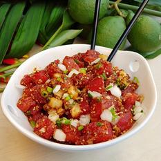 Hawaiian Select Ahi Tuna Poke (Pick 3)