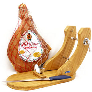 Daniele Del Duca Bone-In Whole Prosciutto with Morsa (16 lb.)