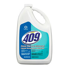 Formula 409 - Cleaner Degreaser Disinfectant, 128 oz Refill -  4/Carton