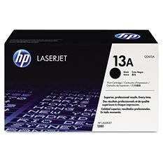 HP 13 Original Laser Jet Toner Cartridge, Black, Select Type