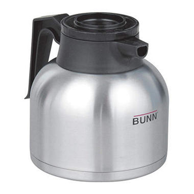 Bunn® Stainless Steel Thermal Decaf Carafe - 1.9L