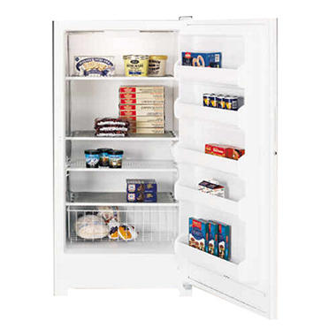 16.7 cu. ft. - GE Upright Freezer - Frost Free