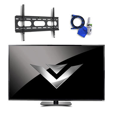 "60"" VIZIO LED 1080p 120Hz Smart HDTV w/ Mount Kit"