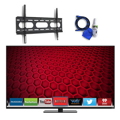 "70"" VIZIO LED Smart TV w/ Mount Kit"