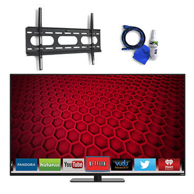 "70"" VIZIO LED 1080p 120Hz Smart HDTV w/ Mount Kit"