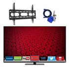 "70"" VIZIO LED 1080p 120Hz Smart HDTV w/ Mount KitImage"