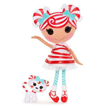 Lalaloopsy Large Doll Mint E Stripes
