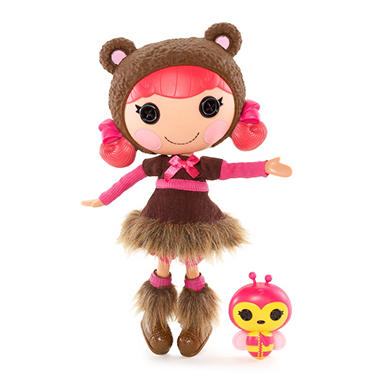 Lalaloopsy Large Doll Teddy Honey Pots