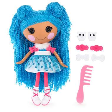 Lalaloopsy Loopy Hair Mittens Fluff n' Stuff