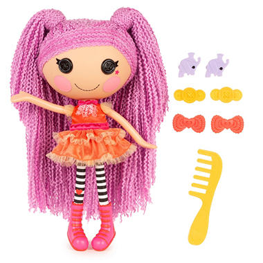 Lalaloopsy Loopy Hair Peanut Big Top
