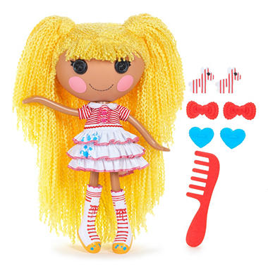 Lalaloopsy Loopy Hair Spot Splatter Splash