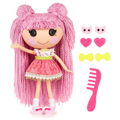 Lalaloopsy Loopy Hair Jewel Sparkles