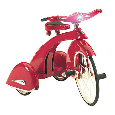 Sky King Tricycle - Red