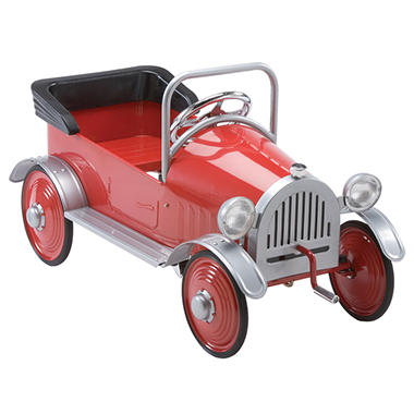Hot Rodder Pedal Car