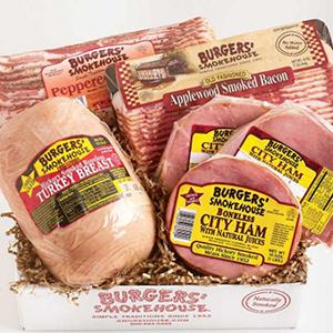 Burgers' Smokehouse: The Executive Pack