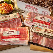 Burgers' Smokehouse Sliced Bacon Sampler