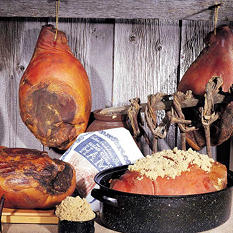 Burgers' Smokehouse Country Cured Ham (14 - 16 lbs.)