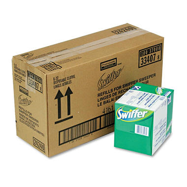 Swiffer� Dry Refill Cloths - 192 ct.