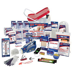 ER Home Survival Kit (2 person, 3 day supply)