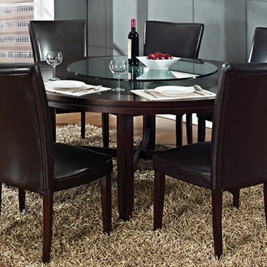 Harding 72 Quot Round Dining Table Sam S Club