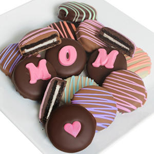 Mother's Day Chocolate-Covered Oreo Cookies (12 pc.)