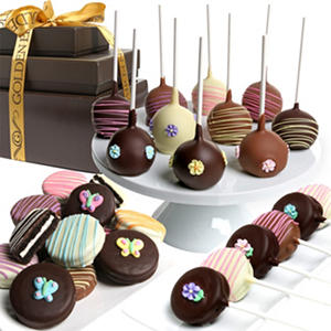 Ultimate Mother's Day Chocolate-Covered Treats Gift Basket