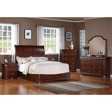 Chandler Bedroom Set - King - 6 pc.
