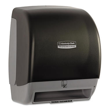 Kimberly-Clark Touchless Electronic Roll Towel Dispenser