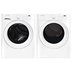 Frigidaire Washer & Dryer Laundry Bundle