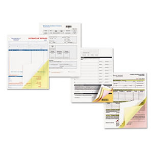 Xerox - Premium Digital Carbonless Paper, 8-1/2 x 11, Pink/Canary/White - 1,670 Sets