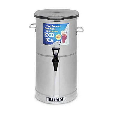 Bunn® 4-Gallon Oval Tea Dispenser