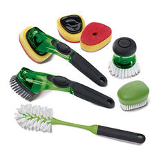 KitchenAid 7-Piece Sink Brush Set