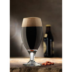 Libbey Glass Craft Brew Stout Glasses  6-Piece Set