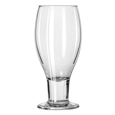 Libbey Glass Footed Hard Cider Glasses  6-Piece Set