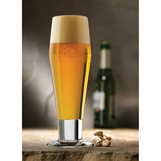 Libbey Glass Craft Brew Pilsner Glasses  6-Piece Set