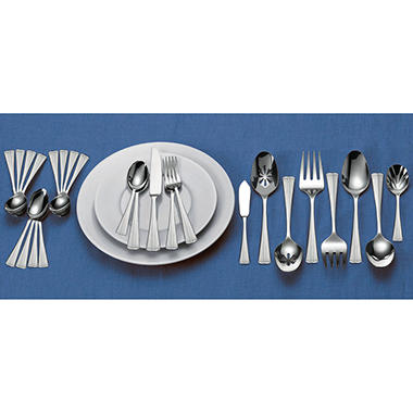 80 Piece Wallace Flatware Set - Sadie Design