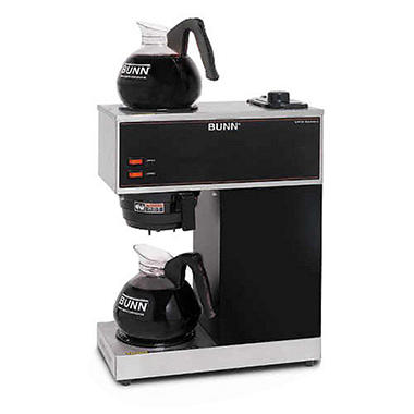 Bunn® Commercial 12 Cup Pourover Coffee Brewer