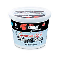 Chef Shamy Gourmet European Style Whipped Butter (10 oz., 5 ct.)