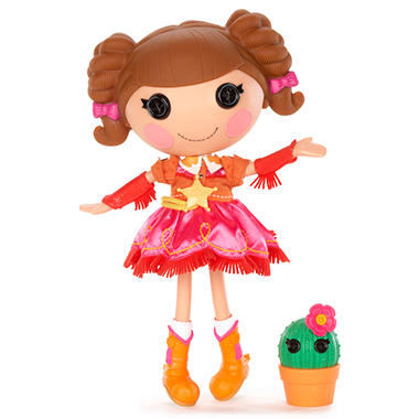 Lalaloopsy Doll - Prairie Dusty Trails