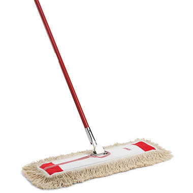 "Libman - Steel Frame Dust Mop with 24"" Head"