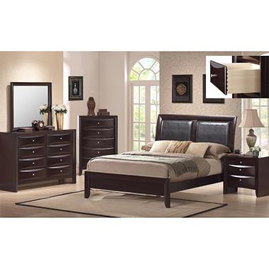 Madison Bedroom Set - Twin - 6 pc.
